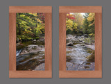 Photo Mural 6ic_2_34x64_rustic_cherry